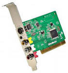 "Тюнер TV+FM AVerMedia ""AVerTV Super 009"" с ПДУ (PCI)"