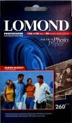 Lomond 1103102 (Super Glossy Bright)  A6 260g/m, 20 лист