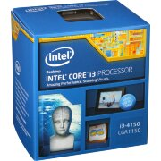 Процессор Intel Core i3-4150 LGA1150, 3.5GHz/3Mb/54 Вт  BOX