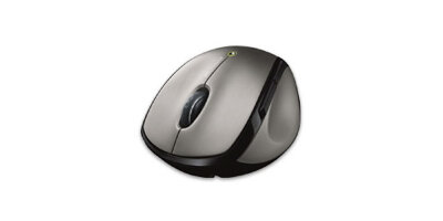 Мышь Microsoft Mobile Memory Mouse 8000  Мышь Microsoft Mobile Memory Mouse 8000 Grey-Black USB BSA-00006