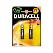 Duracell LR03-2BL TURBO 2шт ААА